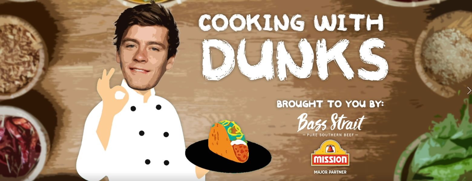 Cooking with Dunks
